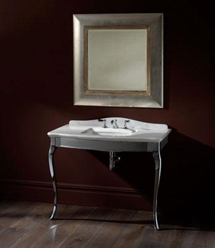 Console Jacqueline de Devon & Devon, salle de bains baroque, meubles de salle de bains