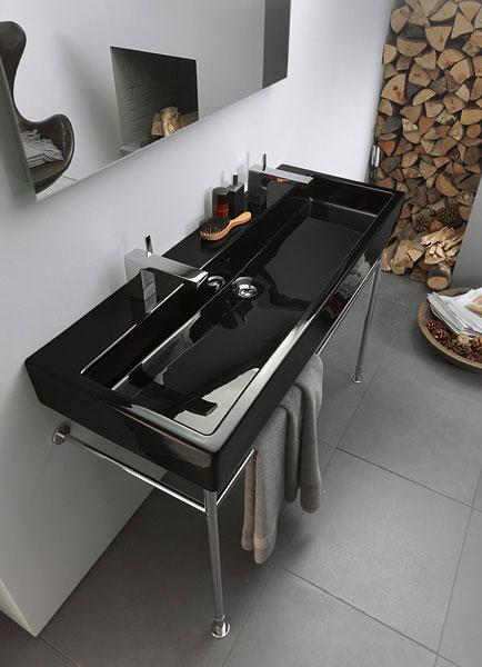 Vero de Duravit, vasques, lavabos, salle de bains