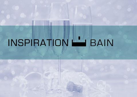 Inspiration bain - Bonne année 2011