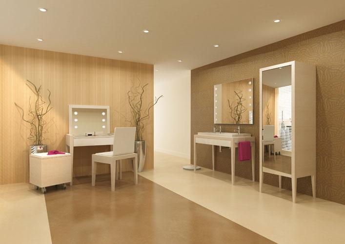Ligne Beauté d'Hardy Inside-meubles de salle de bains