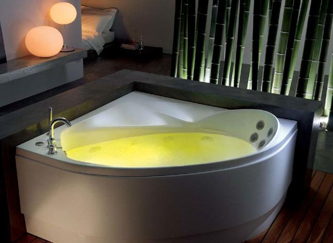Baignoire WWW d'Ideal Standard-baignoire balnéo