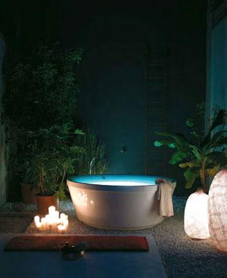 Kos- baignoire design