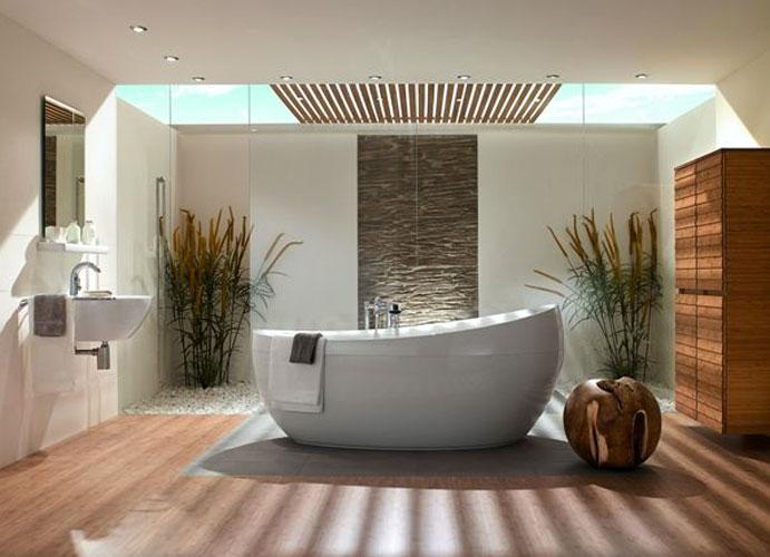 Aveo de Villeroy & Boch-salle de bains zen