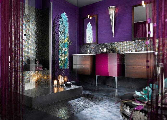 Collection Unique de Delpha-salle de bains orientale