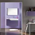 Petite salle de bains : le meuble dédié de Stocco