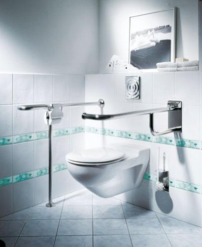 Duravit-salle de bains pour handicapés
