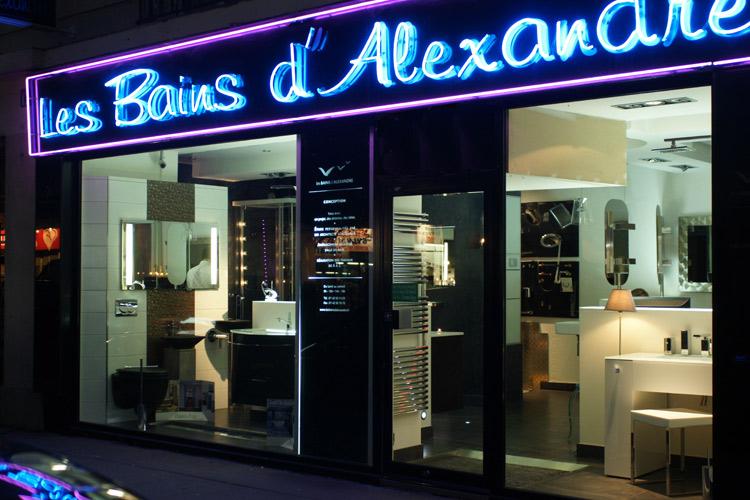 Les Bains d'Alexandre, bainiste