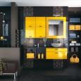 Inspiration : une salle de bains jaune