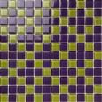 Du carrelage en verre pour décorer vos murs de salle de bains