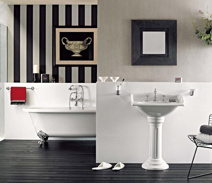 Beautiful salle de bain art et decoration 2 photos - Salle de bain art nouveau ...