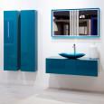 Les salles de bains bleues d'Ambiance Bain