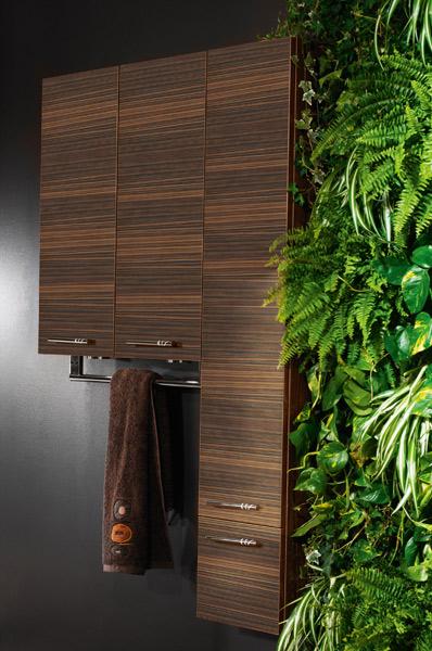 Colonnes de rangements pour la salle de bains : Perene