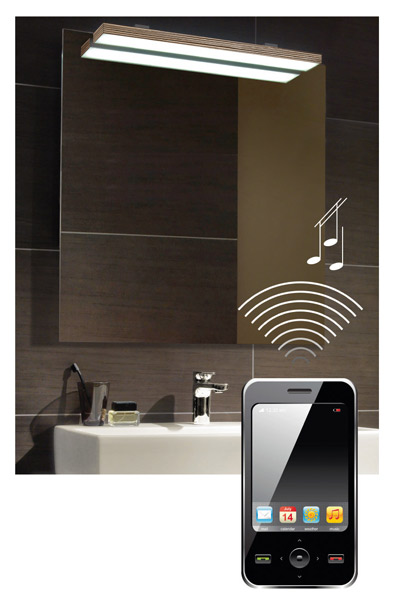 Salle de bains high-tech : Villeroy & Boch