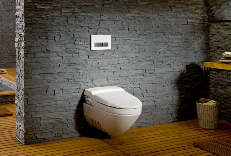 Salle de bains high-tech : Geberit