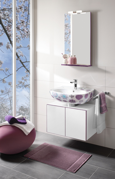 Salle de bains ados : Villeroy & Boch
