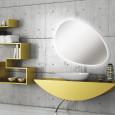 Inspiration : des salles de bains au look sixties