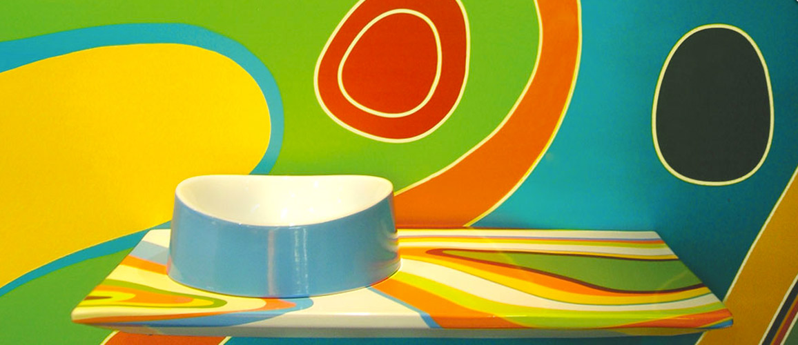 Vasque Texture d'Olympia Ceramica