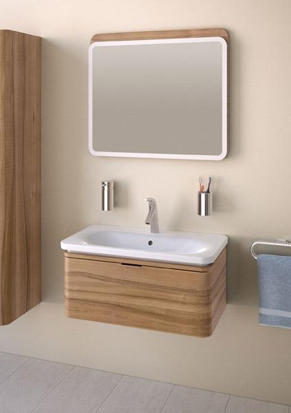 """Salle de bains """"Nest"""" de VitrA"""