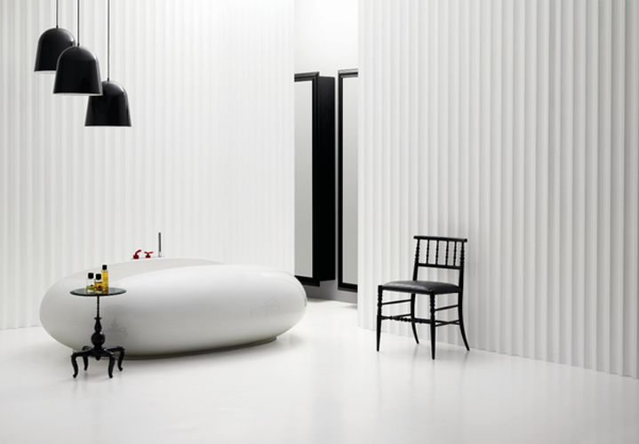 Marcel Wanders pour Bisazza Bagno