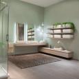 Ki, la nouvelle salle de bains de Scavolini