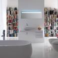 """La salle de bains """"IL Bagno Alessi One"""" de Laufen"""