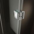 Porte de douche : Artweger dans le bon sens