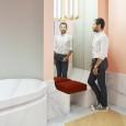 La salle de bains d'Alexis Mabille pour Jacob Delafon